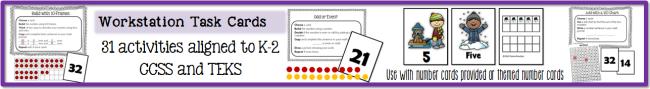 Workstation Task Cards