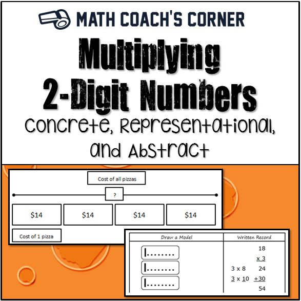 CRA Takes the Mystery Out of Multiplication - Math Coach\'s Corner