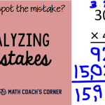 Analyzing Mistakes