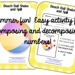 Beach Ball Shake and Spill