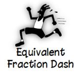 Equivalent Fraction Dash