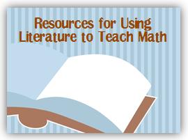 Literature for Teaching Math