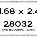 Multiplying and Dividing Decimals Using Number Sense