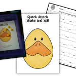 QUACK! Composing and Decomposing Numbers