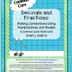 Connecting Decimals and Fractions