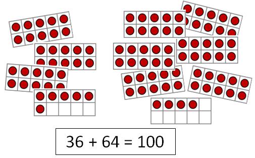 number names worksheets printable ten frames parts of 100 math coachs corner