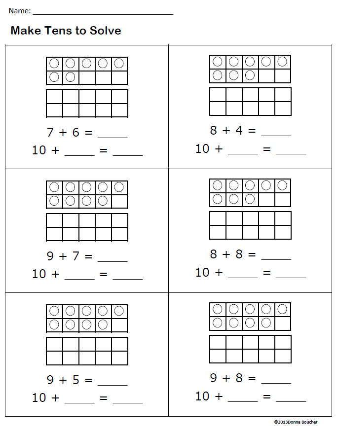The Path To Automaticity With Addition Facts on Addition And Subtraction Worksheets Grade 3