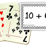 Ten Plus Card Game