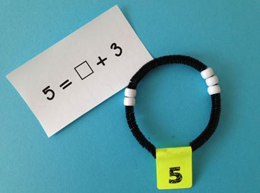 Go Forth And Make Your Number Bracelets Grab My Unit To Get The Labels Prompts Equation Cards You See Pictured