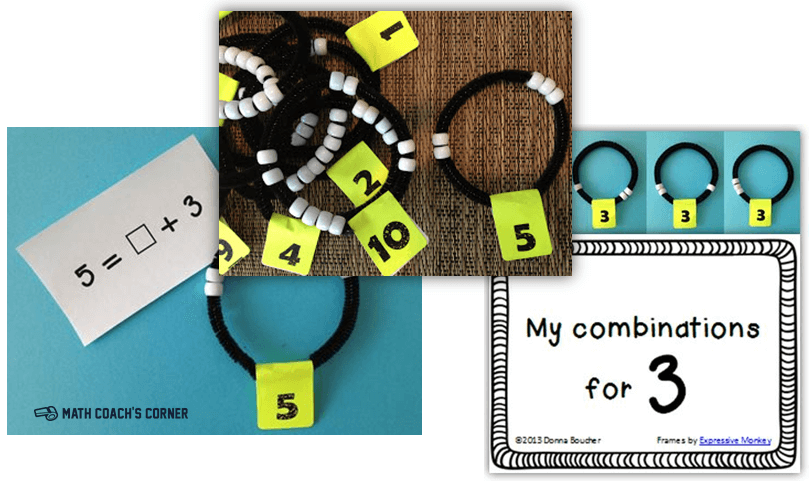 Using Number Bracelets to Develop Number Sense