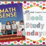 Book Study Mondays: Math Sense