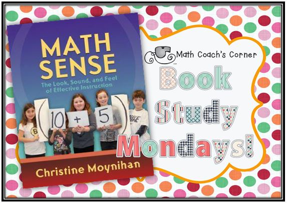 Math Sense The look sound and feel of effective instruction