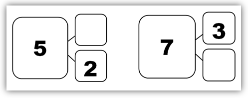 Number Bond Template by Brenda Cosby | Teachers Pay Teachers
