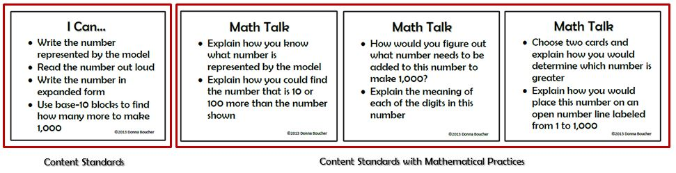 Standards For Mathematical Practicee Missing Link For Deep