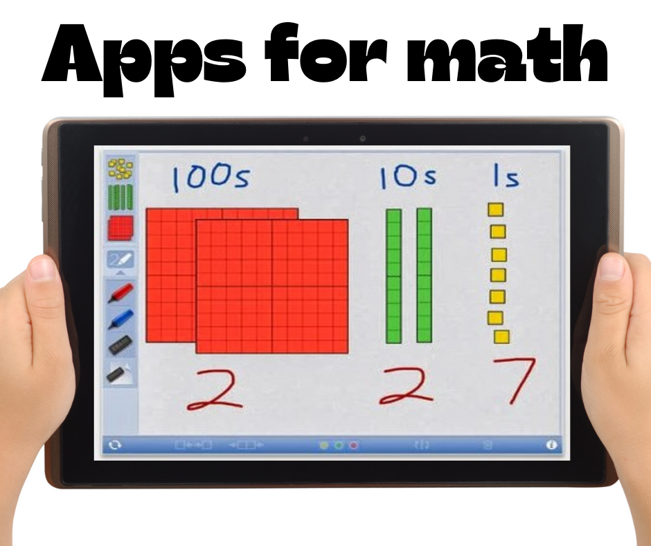 A Plethora of iPad Math Apps!