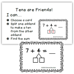 Make a Ten Strategy for Addition