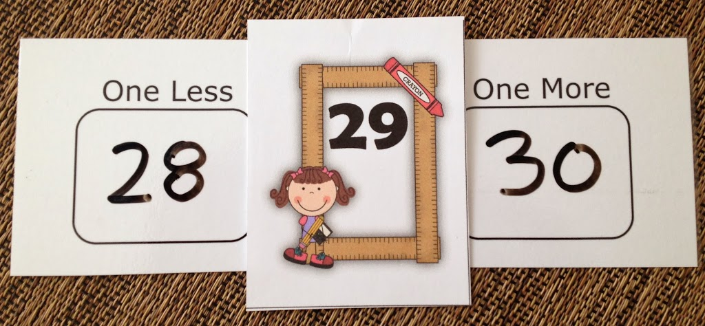 One More and One Less Freebie! - Math Coachu0026#39;s Corner