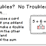 The Using Doubles Strategy for Addition