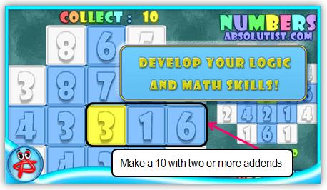 Apps for Making Ten - Math Coach's Corner