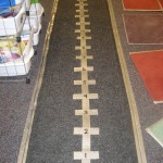 Exploring Comparison Subtraction with a Life-Sized Number Line