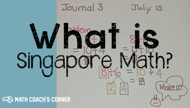 What is Singapore Math 2
