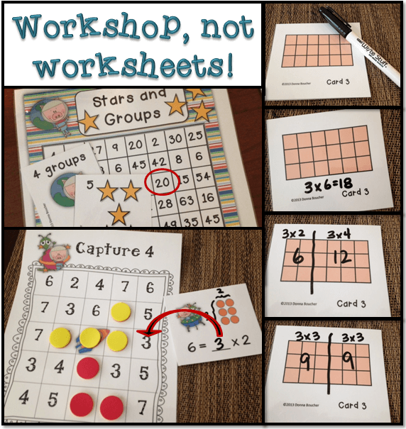 Using a Workshop Approach for Math