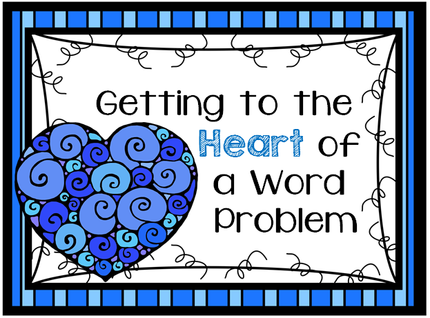 Getting to the Heart of a Word Problem Math Coachs Corner – Keywords in Math Word Problems Worksheet