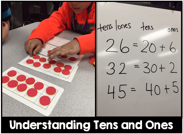 Early Place Value Experiences