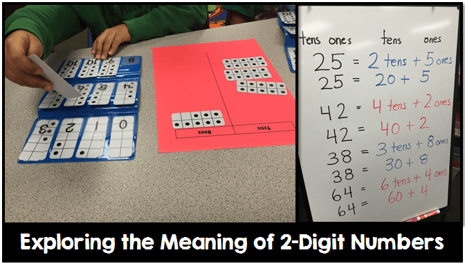 Another Look at 2-Digit Numbers