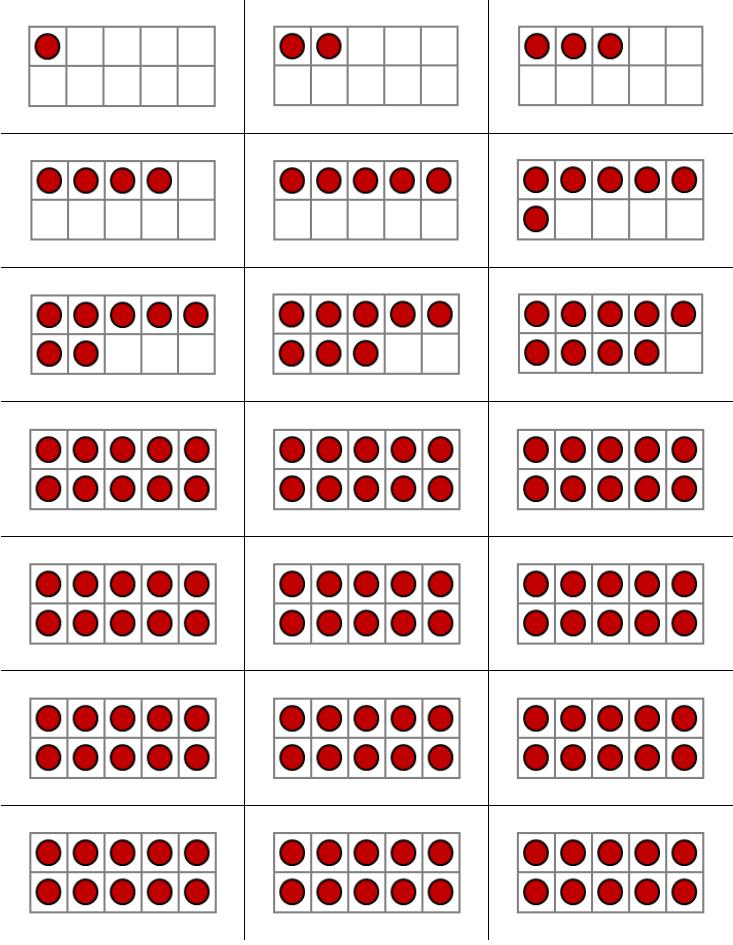 10 frame worksheets kindergarten templates and worksheets ten – Ten Frame Template
