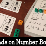 Introducing Number Bonds with Hands-On Experiences