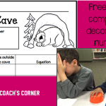 Freebie for Composing and Decomposing Numbers