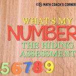 What's My Number? Differentiating in K-1