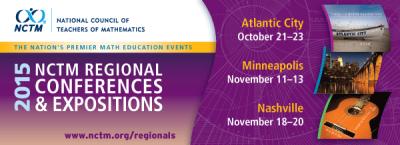NCTM Regionals 2015