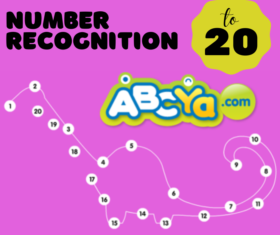 Check out these engaging online games for number recognition to 20!