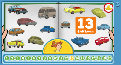 Number Recognition to 20