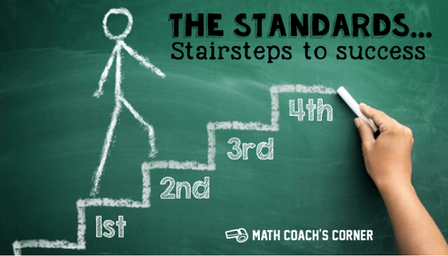 Standards Stairsteps to Success