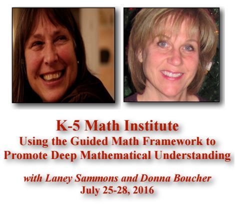 Summer Math Institute