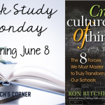 Book Study Monday: Creating Cultures of Thinking