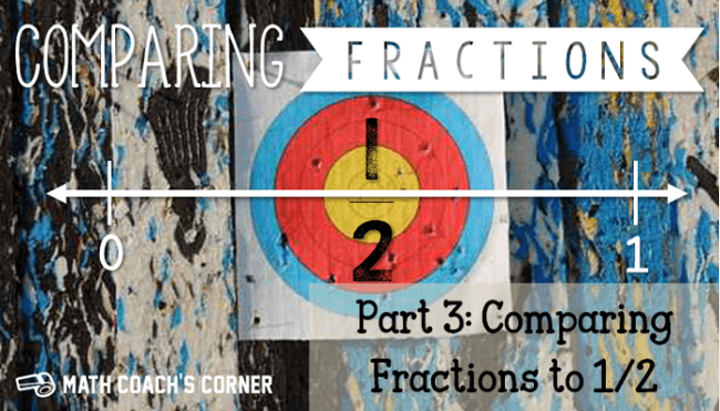 Comparing Fractions Part 3