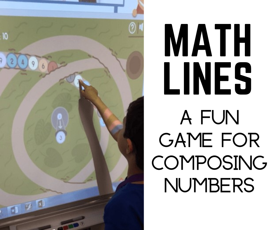 Online Game for Composing Numbers
