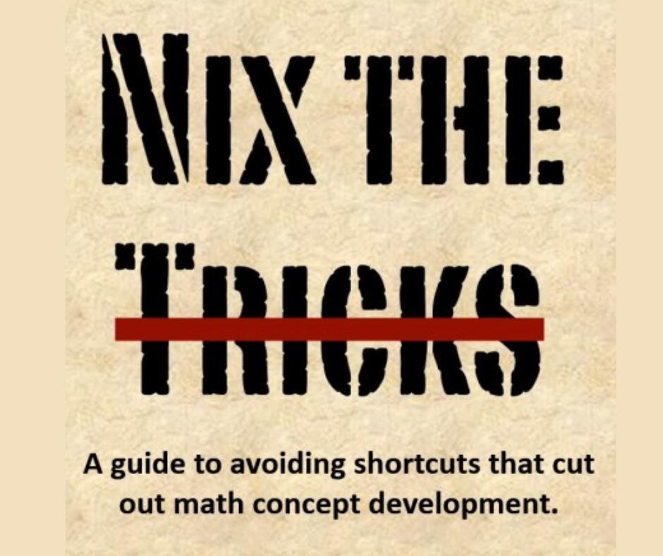 Resource Alert: Nix the Tricks!