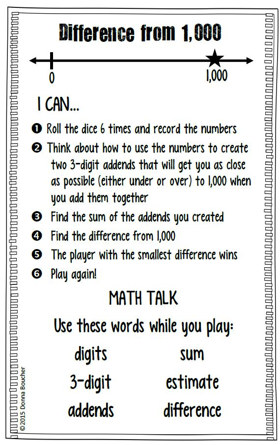 Fly on the Math Teacher\'s Wall: Back to School Math Game Hacks ...