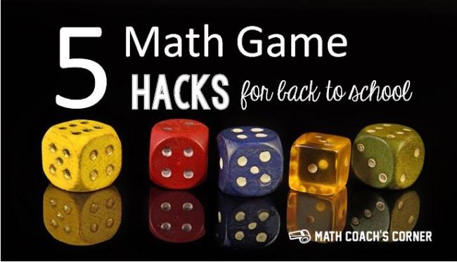 Math Game Hacks