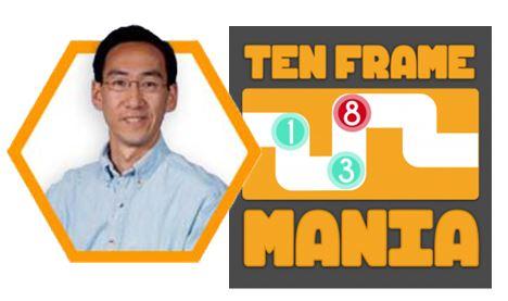 Ten frame mania free app math coach s corner