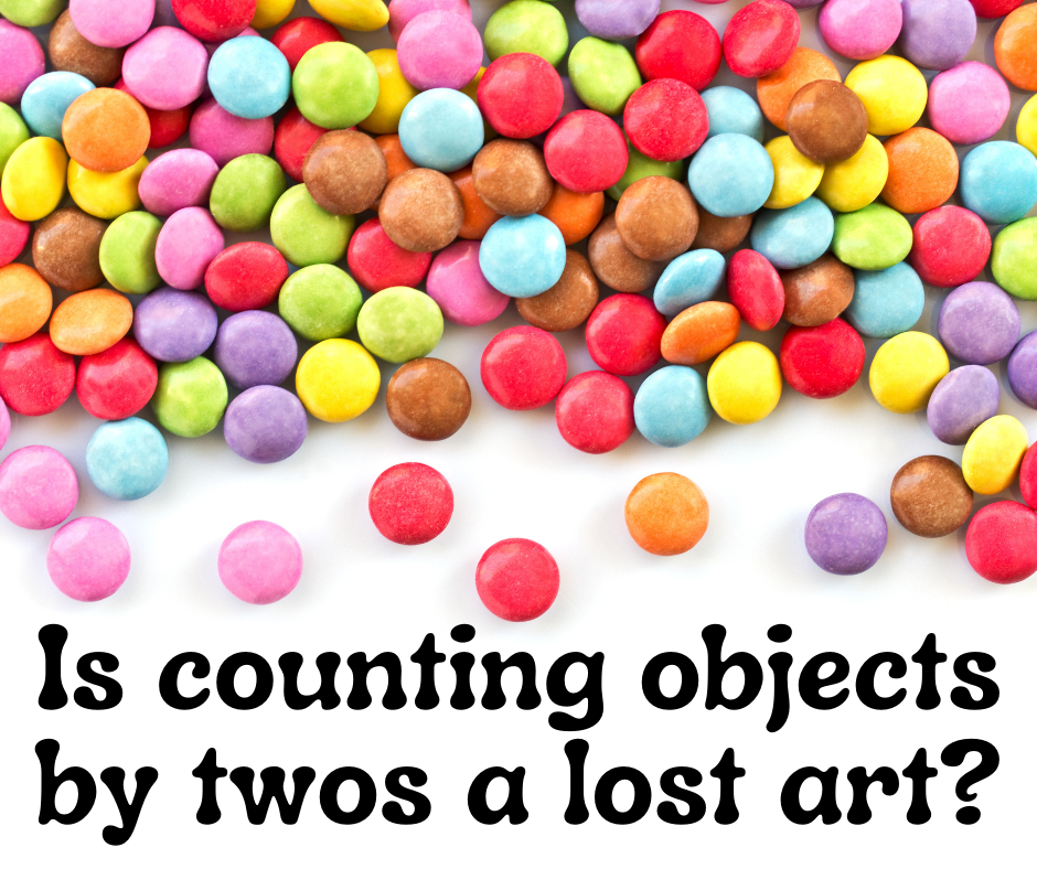 Counting Objects by Twos