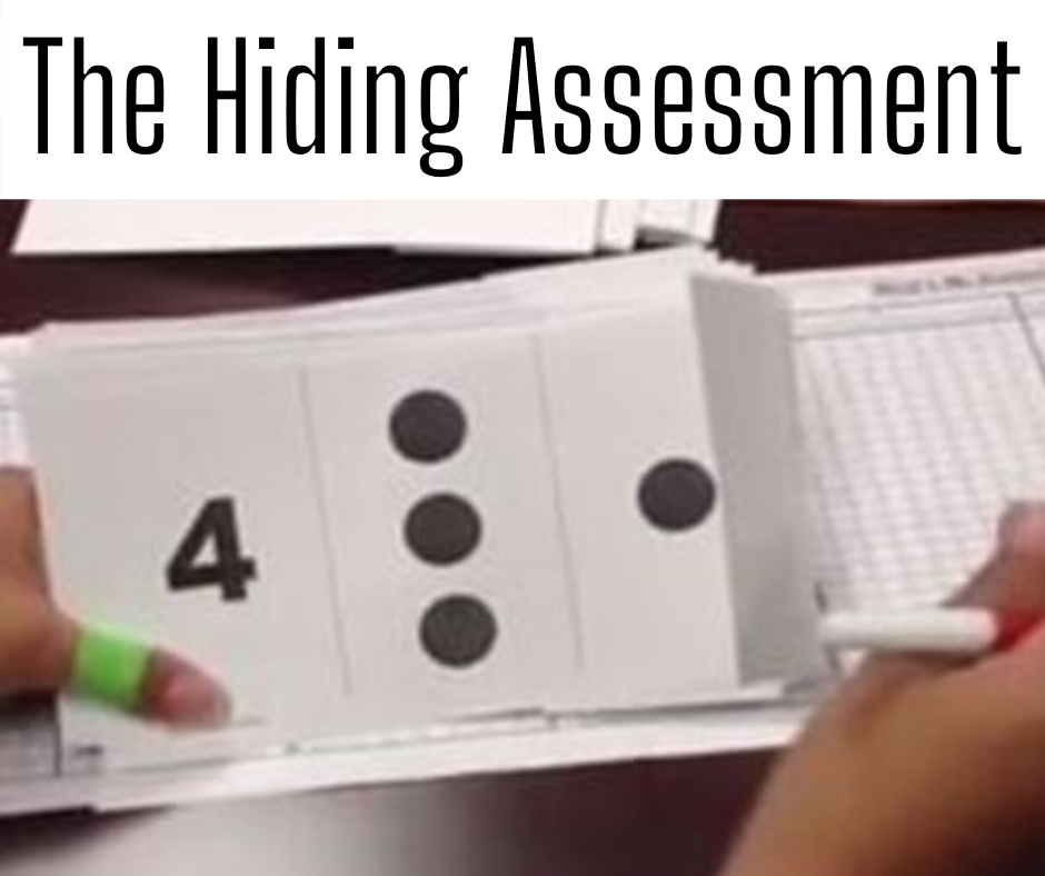 The Hiding Assessment in Action