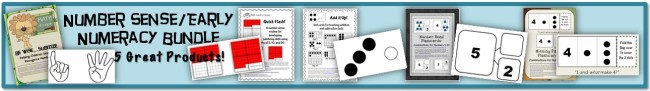 Early Numeracy Bundle
