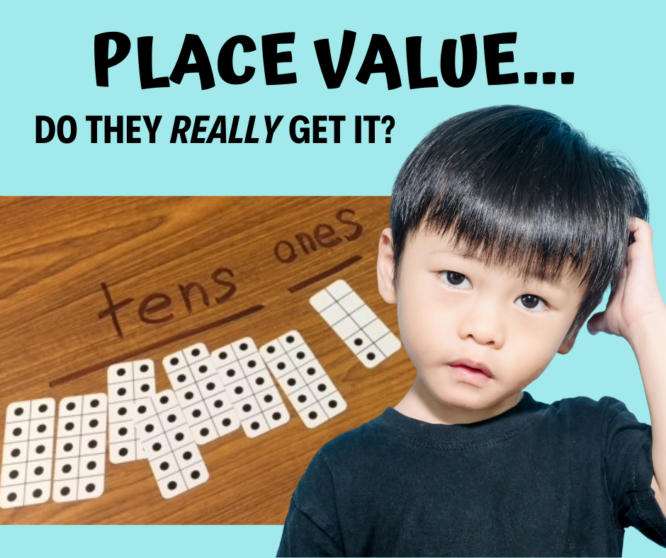 The Difference Between Knowing and Understanding Place Value