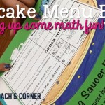 The Pancake Menu Book: Making Math Fun!